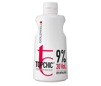 Goldwell peroxide Topchic Lotion 9%