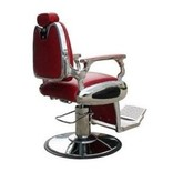 Barburys Barberchair Arrow Red