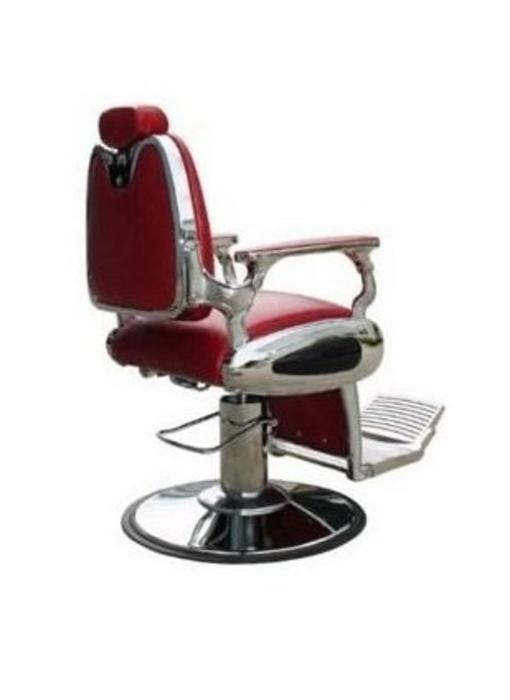 Barburys Barberchair Arrow Red