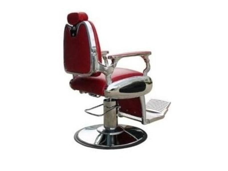 Barburys Barberchair Barburys Arrow Red