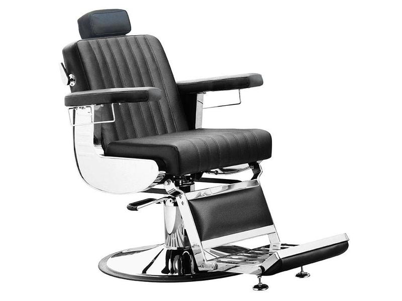Comair Germany Barberchair Diplomat Zwart