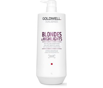 Dualsenses Blondes and Highlights Anti-Yellow Conditioner 1000ml