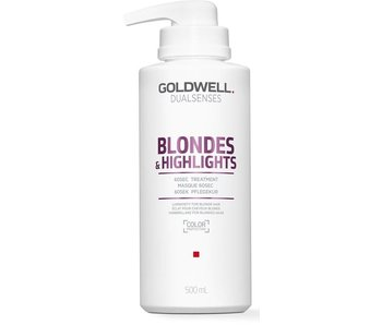 Dualsenses Blondes and Highlights 60 Seconds Treatment 500ml
