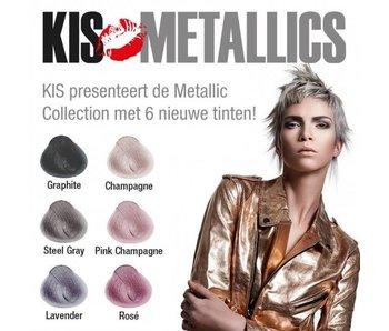 KIS Kappers KIS Keracream Metallics 100ml