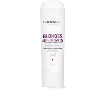 Goldwell Dualsenses Blondes en Highlights Conditioner Anti Yellow 200ml