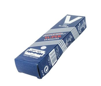 Supermax Blades Box 20x10 Stuks