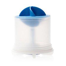 Fueler Transparant Blauw