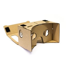 Cardboard VR Virtual Reality bril