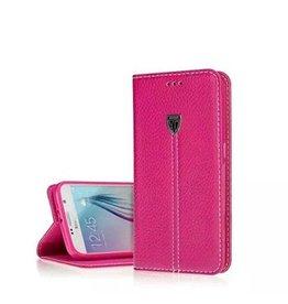 Xundd Fundas Echt Leer Case Cover Hoesje Voor Apple iphone 6/6S Roze