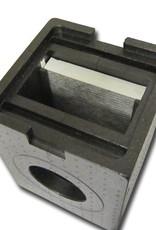 Paul Iso Filterbox DN 160 met actiefkoolfilter