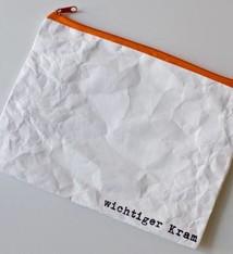 Johannes Lerch Taschen wie aus Papier - wichtiger Kram