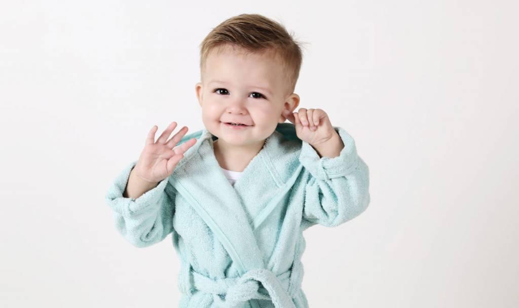 Schattige babyslabbetjes met bedrukking naar keuze