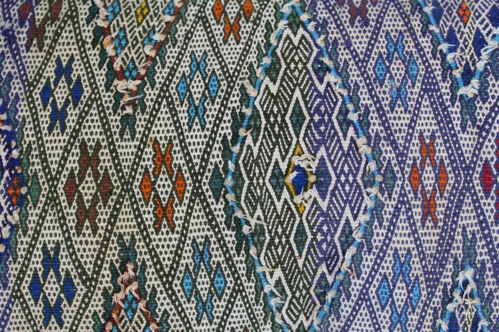 Riadlifestyle Marokkaanse berber kelim kussens