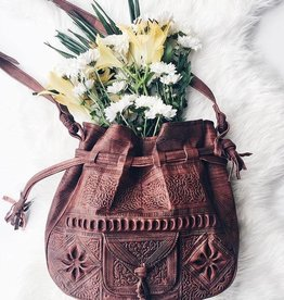 Riadlifestyle Fabby bag dark brown