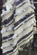 Riadlifestyle Prachtige vintage handira/weddingblanket