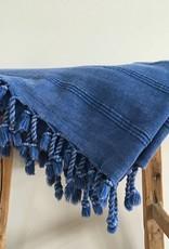 Riadlifestyle Bamboo Plaid Denim blue