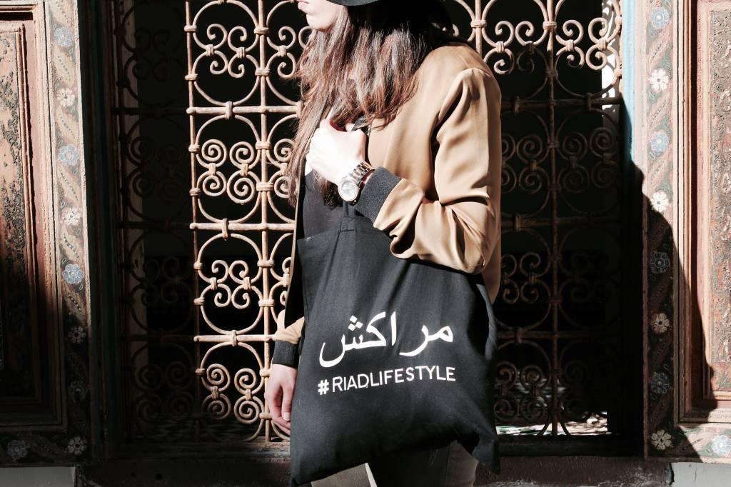 Riadlifestyle Riadlifestyle canvas bag