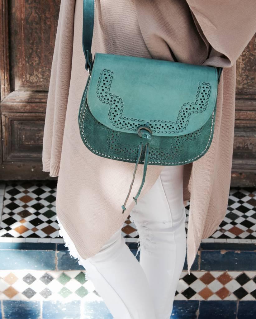 Riadlifestyle Leather Royalty bag