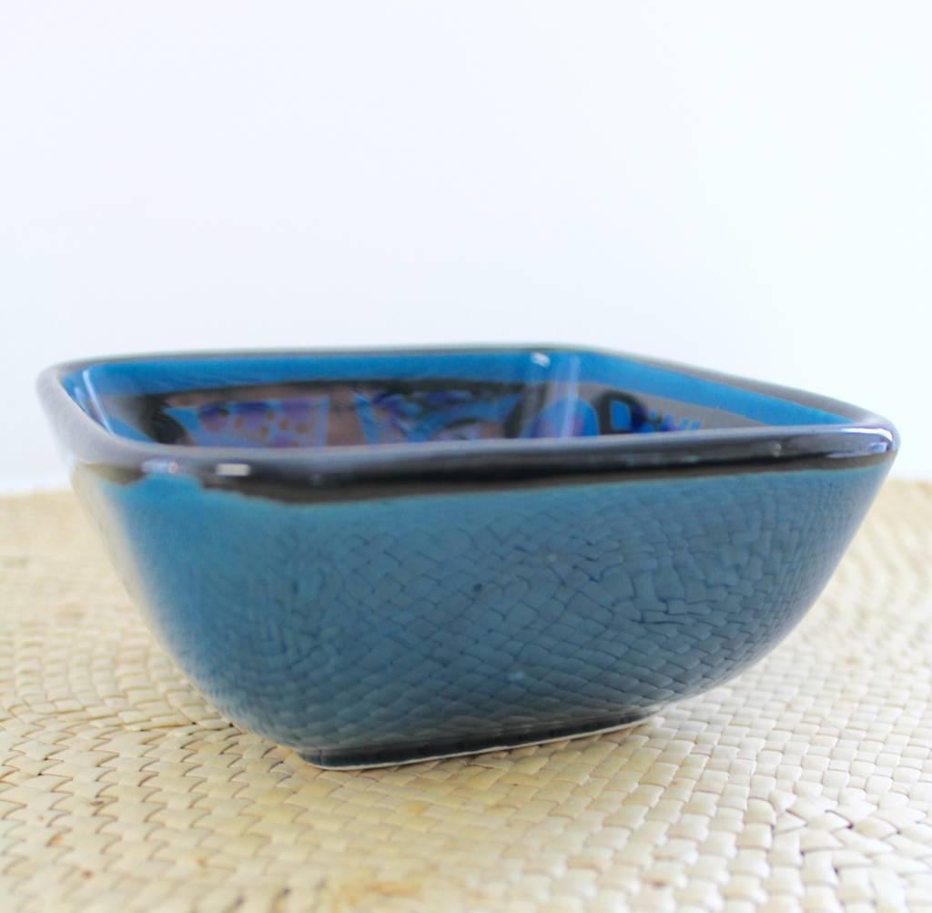 Riadlifestyle Moroccan bowl blue
