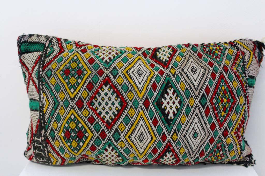 Riadlifestyle Vintage Berber cushion
