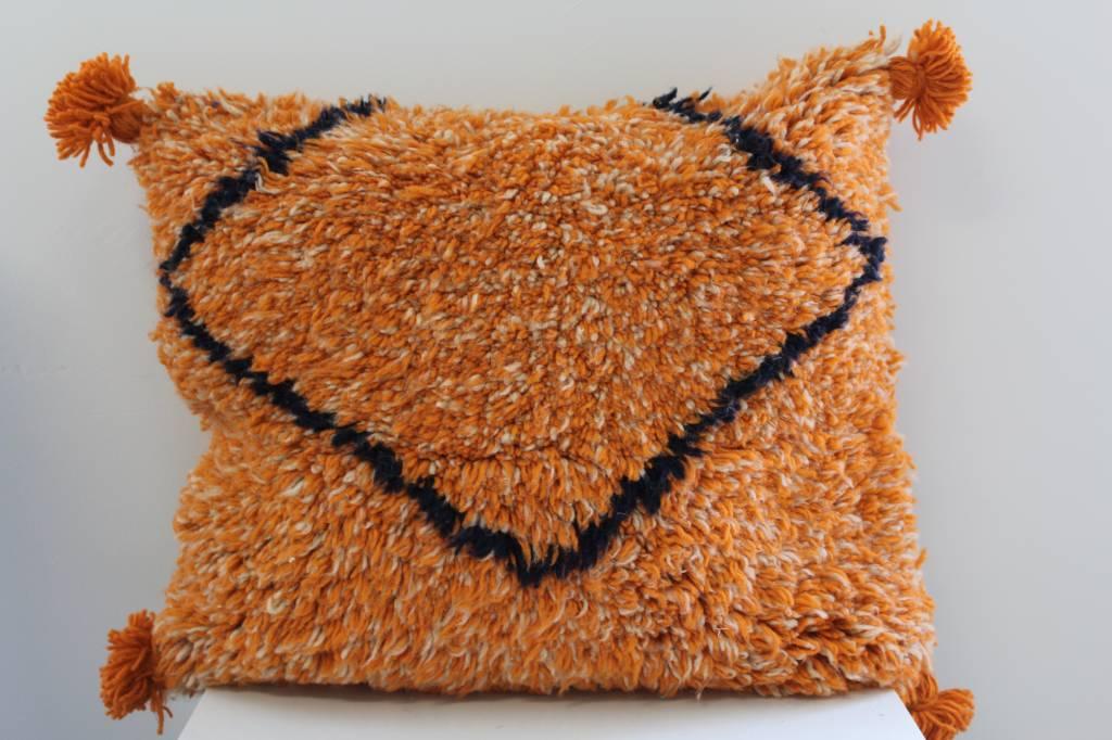 Riadlifestyle Beni Ouarain cushion Nador