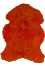 Riadlifestyle Sheepskin Orange