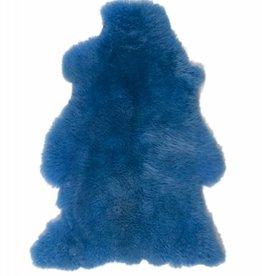 Riadlifestyle Schapenvacht Blauw