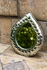 Riadlifestyle Silver mirror from Morocco