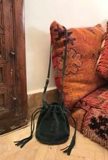 Riadlifestyle Pouch bag Emerald green