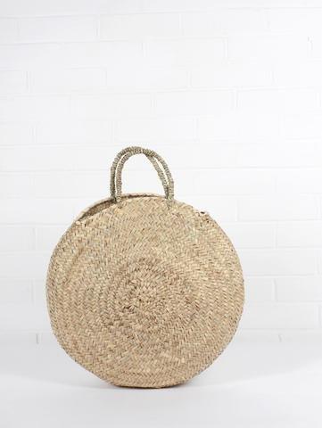 Riadlifestyle Handmade Moroccan Basket Bag
