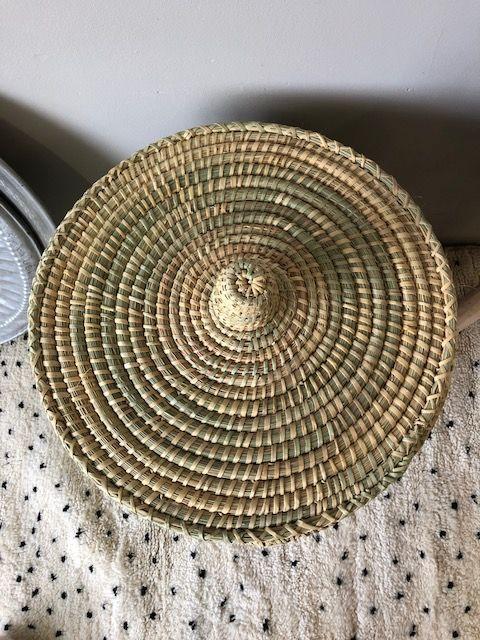 Riadlifestyle Moroccan basket  Naturel
