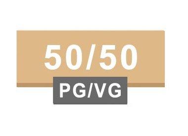 50/50 PG/VG