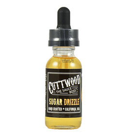 Cuttwood - Sugar drizzle 30ml