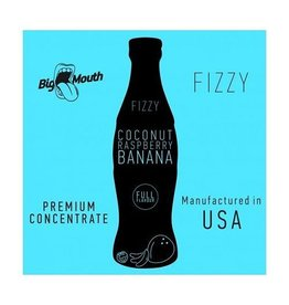 Big Mouth Fizzy Aroma - Coconut Raspberry Banana