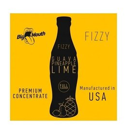Big Mouth Fizzy Flavors - Guava Ananas Lime