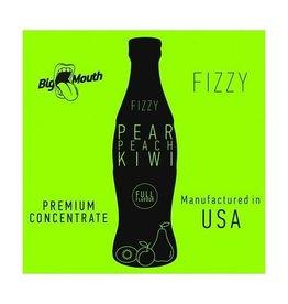 Big Mouth Fizzy Flavor - Pfirsich Birne Kiwi