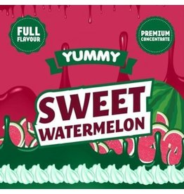 Big Mouth Yummy Flavors - Sweet Watermelon