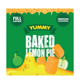 Big Mouth Yummy Flavors - Baked Lemon Pie