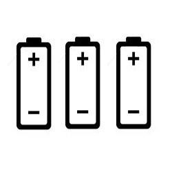 Mod met 3 Batterijen