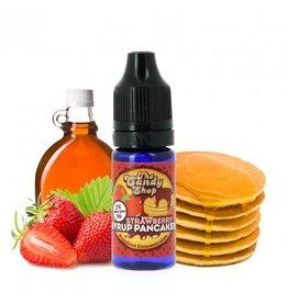 Big Mouth -Stawberry Sirup Pfannkuchen