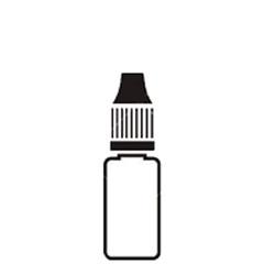 30, 50, 60 ml flesje