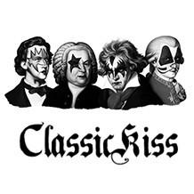 Klassische Kuss