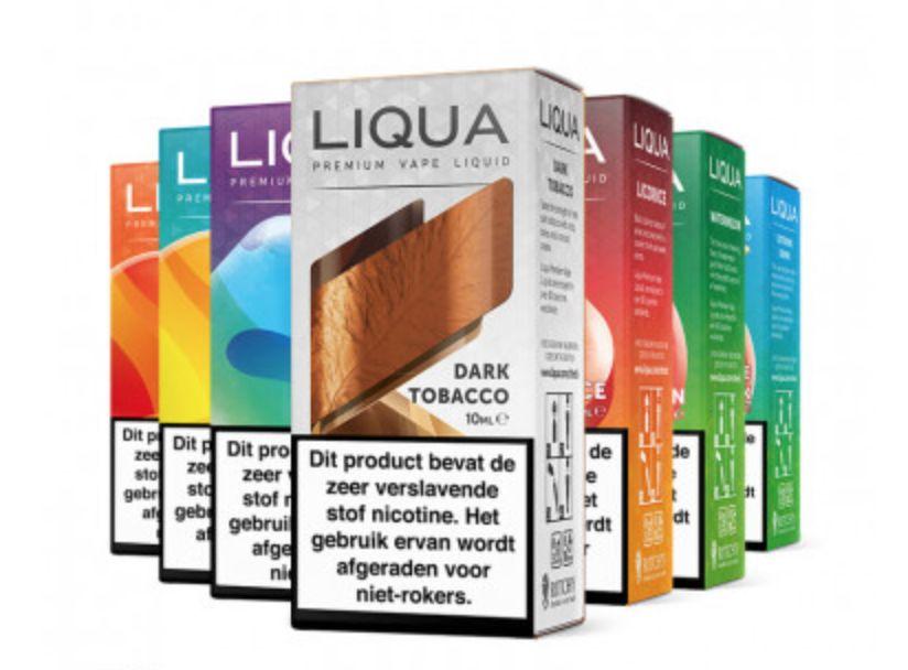 Liqua Elements Tobacco