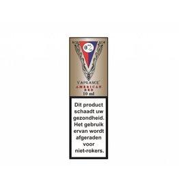 Vaprance Vip Label - American Red