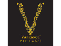 Vaprance VIP Label