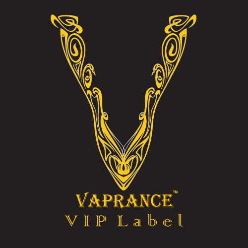 Vaprance VIP-Aufkleber