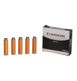 E-Smoking Refill Origineel Tabak Blauw