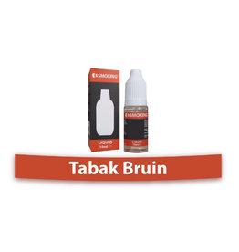 E-Smoking E-liquid - Tabak Bruin
