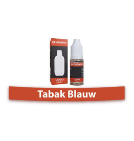 E-Smoking E-Liquid - Tabak Blauw