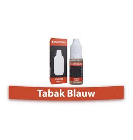 E-Smoking E-Liquid - Tabak Blauw